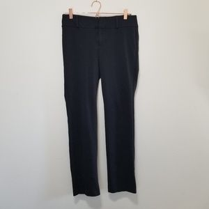 Michael Kors black dress/work pants  (c)